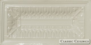 Tin Ceiling Design 1x2508 Painted 006 Light Beige
