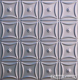 Tin Ceiling Design 200 Lacquered Steel