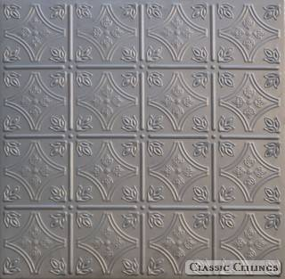 Tin Ceiling Design 209 DEME Snap Galvanized Steel