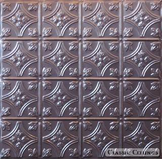 Tin Ceiling Design 209 Lacquered Steel