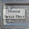 1x2 Recessed Antique Plated Tin Ceiling Design 518