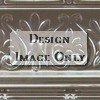 Pre-Painted White Tin Ceiling Cornice Design 707