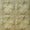 Tin Ceiling Design 321 Perforated Acoustic Painted 403 Champagne