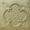 Tin Ceiling Design 500 Painted 403 Champagne
