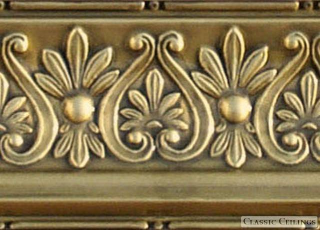 Tin Ceiling Cornice Design 707